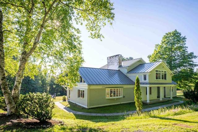 128 Lemon Fair Road, Cornwall, VT 05753 (MLS #4819977) :: Keller Williams Coastal Realty