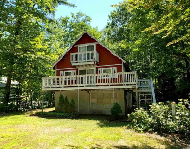 28 Mountain View Drive, Moultonborough, NH 03254 (MLS #4820006) :: Parrott Realty Group