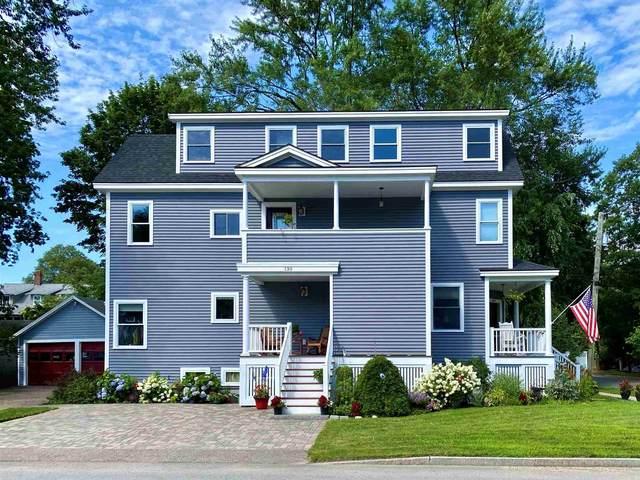 130 Park Street #2, Portsmouth, NH 03801 (MLS #4820105) :: Keller Williams Coastal Realty