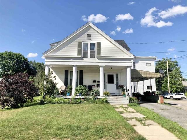 114 Church Street, St. Johnsbury, VT 05819 (MLS #4820139) :: Keller Williams Coastal Realty