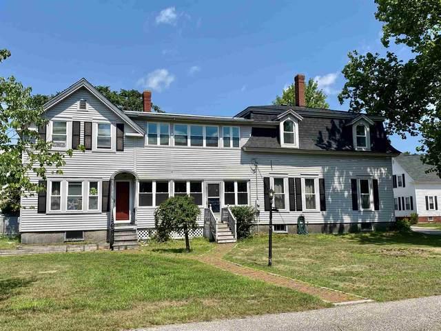 14 Grove Street, Concord, NH 03301 (MLS #4820183) :: Jim Knowlton Home Team