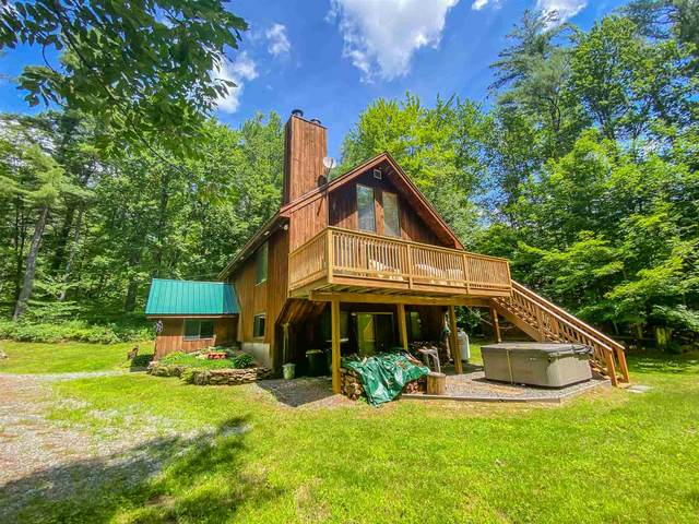 326 Pams Hill Road, Wardsboro, VT 05355 (MLS #4820195) :: The Gardner Group