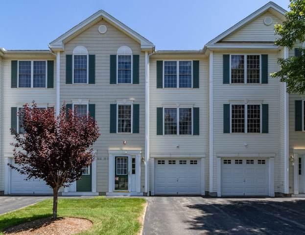 53 Mulberry Street U3, Concord, NH 03301 (MLS #4820210) :: Keller Williams Coastal Realty