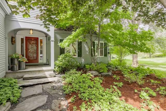 22 Prospect Street, Woodstock, VT 05091 (MLS #4820298) :: Hergenrother Realty Group Vermont