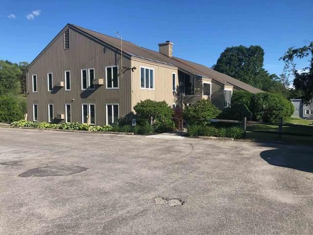 198 N Main Street C-3, Rutland City, VT 05701 (MLS #4820403) :: The Gardner Group