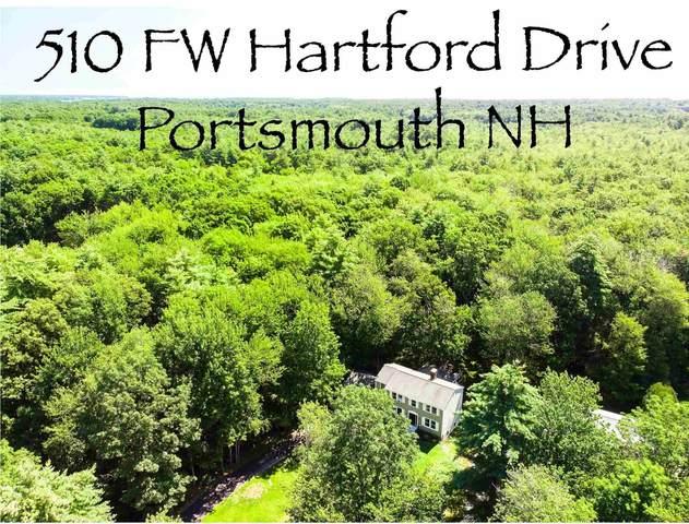 510 F W Hartford Drive, Portsmouth, NH 03801 (MLS #4820519) :: Keller Williams Coastal Realty