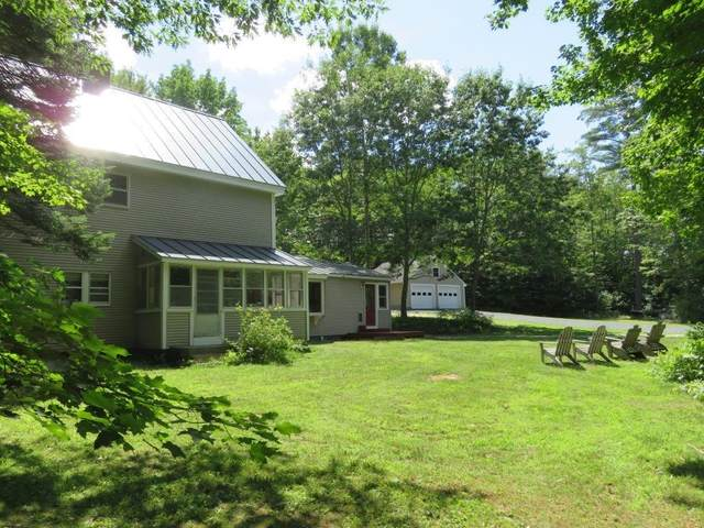663 Hanover Center Road, Hanover, NH 03755 (MLS #4820539) :: Hergenrother Realty Group Vermont