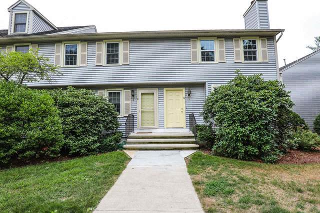 8 Foxmoor Circle #142, Nashua, NH 03063 (MLS #4820623) :: Jim Knowlton Home Team