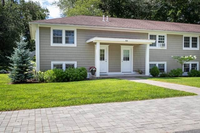 415 High Street #4, Hampton, NH 03842 (MLS #4820628) :: Lajoie Home Team at Keller Williams Gateway Realty