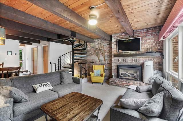 184 Fox Hill Road #20, Stowe, VT 05672 (MLS #4820635) :: Lajoie Home Team at Keller Williams Gateway Realty