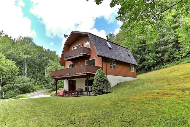 68 Cahill Road, Pittsfield, VT 05762 (MLS #4820644) :: Lajoie Home Team at Keller Williams Gateway Realty