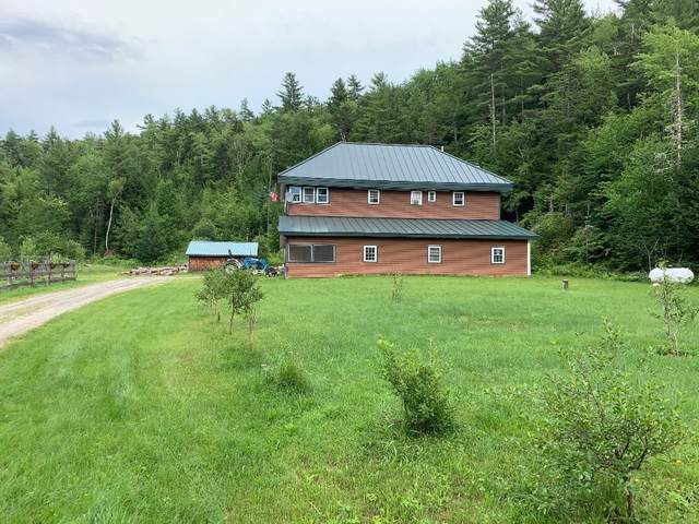 4941 Vermont 100 Route, Westfield, VT 05874 (MLS #4820645) :: Lajoie Home Team at Keller Williams Gateway Realty