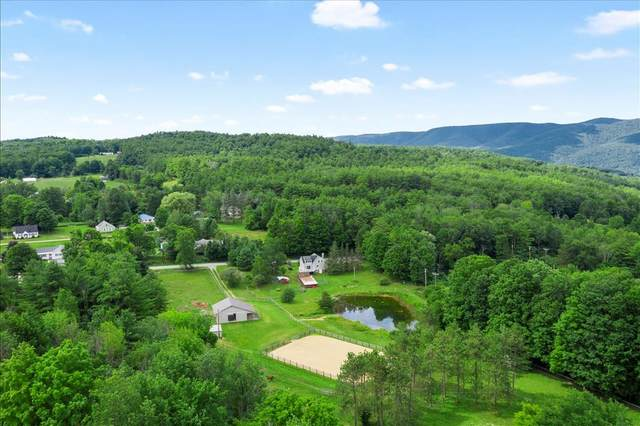 695 Barber Pond Road, Pownal, VT 05261 (MLS #4820753) :: The Gardner Group