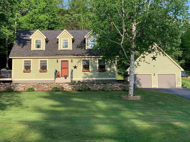 41 Reservoir Road, Springfield, VT 05156 (MLS #4820769) :: Hergenrother Realty Group Vermont