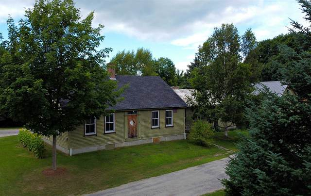 127 Peacham Road, Danville, VT 05828 (MLS #4820772) :: Hergenrother Realty Group Vermont