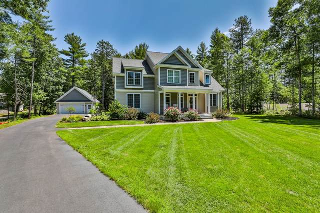 44 Wildwood Drive, Brookline, NH 03033 (MLS #4820773) :: Hergenrother Realty Group Vermont