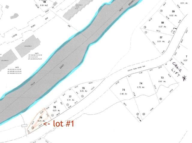 79 South Peak Road Lot #1, Lincoln, NH 03251 (MLS #4820796) :: Lajoie Home Team at Keller Williams Gateway Realty