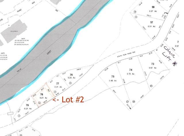 78 South Peak Road Lot #2, Lincoln, NH 03251 (MLS #4820797) :: Lajoie Home Team at Keller Williams Gateway Realty