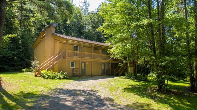 116 Cole Pond Road A, Jamaica, VT 05343 (MLS #4820856) :: The Gardner Group