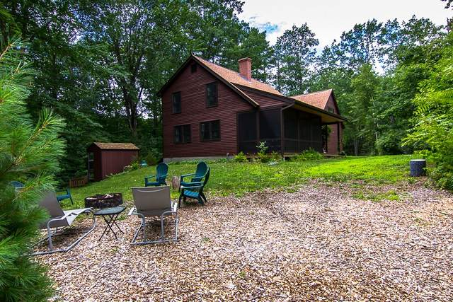 16 Vere Royce Road, Tuftonboro, NH 03850 (MLS #4821033) :: Team Tringali