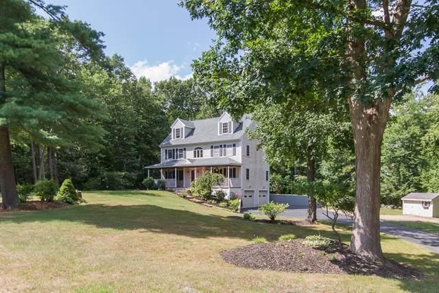 10 Alexis Lane, Hampton Falls, NH 03844 (MLS #4821077) :: Keller Williams Coastal Realty