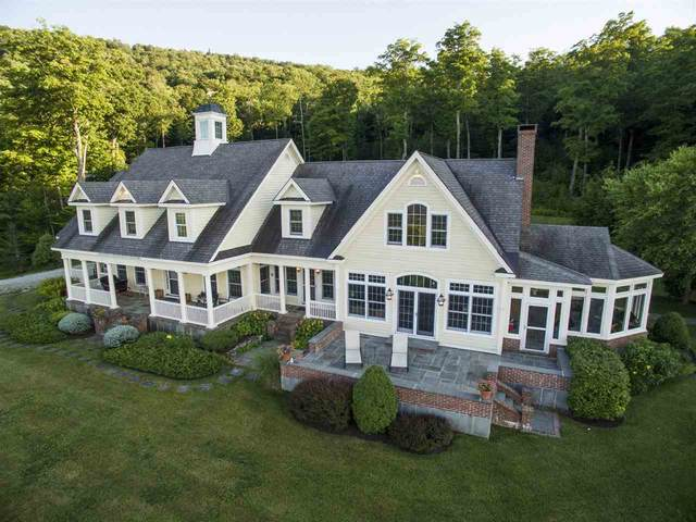 1108 West Hill North Road, Jamaica, VT 05343 (MLS #4821154) :: The Gardner Group