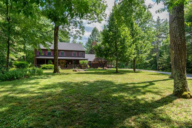 249 Birch Hill Road, Shaftsbury, VT 05262 (MLS #4821161) :: The Gardner Group