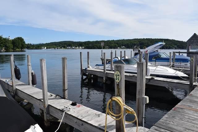 2 Bay Shore Drive #37, Meredith, NH 03253 (MLS #4821223) :: Keller Williams Coastal Realty