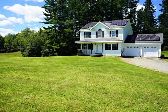 77 Adam Court, Johnson, VT 05656 (MLS #4821257) :: Hergenrother Realty Group Vermont