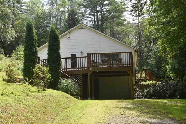 62 Davidson Hill Road, Chester, VT 05143 (MLS #4821354) :: Hergenrother Realty Group Vermont