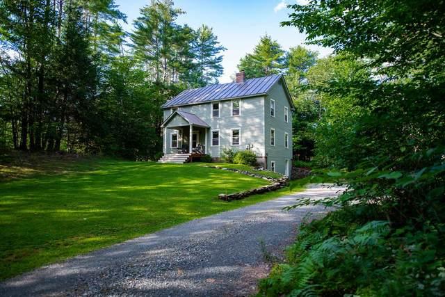 64 Glen Ridge Road, Norwich, VT 05055 (MLS #4821355) :: Hergenrother Realty Group Vermont