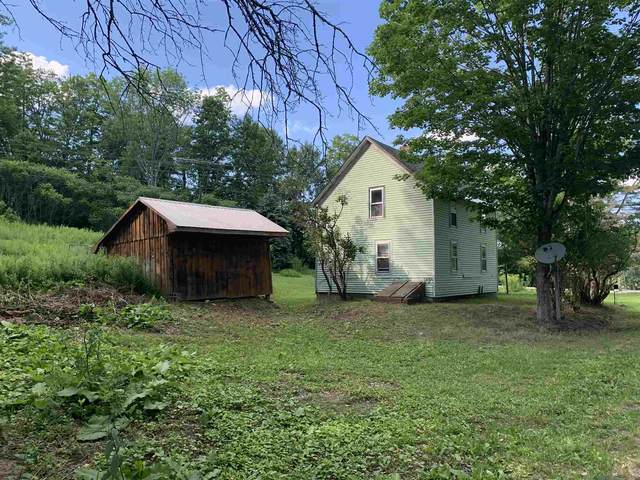 1631 Tarbell Hill Road, Cavendish, VT 05142 (MLS #4821402) :: Hergenrother Realty Group Vermont