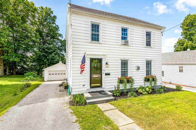 138 Fairfield Street, St. Albans City, VT 05478 (MLS #4821493) :: Hergenrother Realty Group Vermont