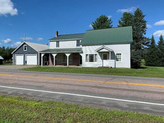 44 Belvidere Road, Eden, VT 05653 (MLS #4821524) :: Hergenrother Realty Group Vermont