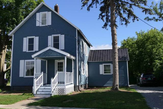50 Second Street, Swanton, VT 05488 (MLS #4821594) :: Hergenrother Realty Group Vermont
