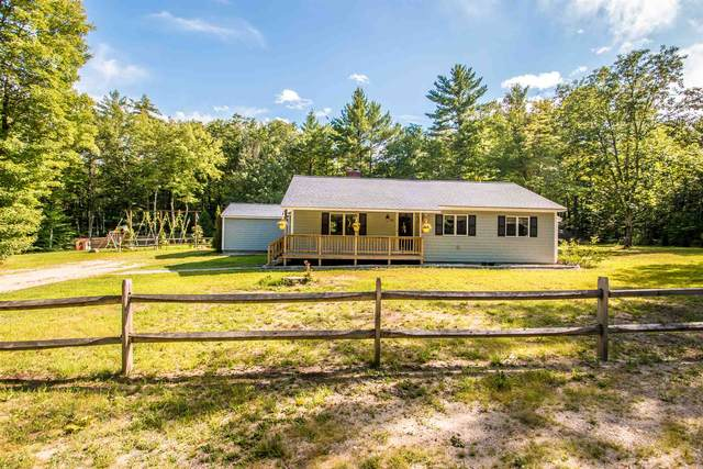 87 Loop Road, Conway, NH 03818 (MLS #4821597) :: Lajoie Home Team at Keller Williams Gateway Realty