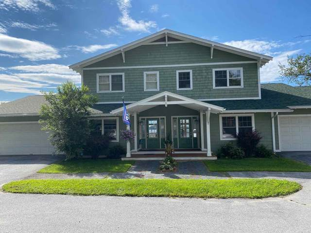 1465 East Lakeshore Drive Unit 1 & 2, Colchester, VT 05446 (MLS #4821630) :: The Gardner Group