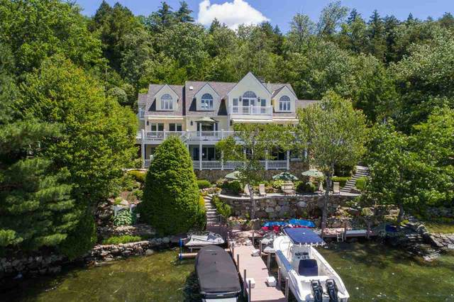 99 Pinnacle Park Road, Meredith, NH 03253 (MLS #4821654) :: Hergenrother Realty Group Vermont