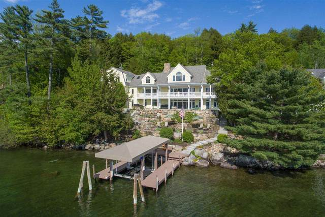 97 Pinnacle Park Road, Meredith, NH 03253 (MLS #4821657) :: Hergenrother Realty Group Vermont