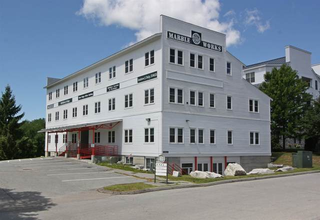 152 Maple Street #301, Middlebury, VT 05753 (MLS #4821703) :: Hergenrother Realty Group Vermont