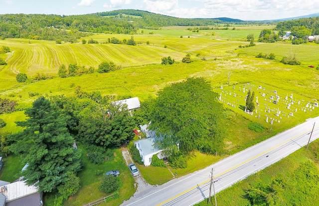 3284 Vt Rt-105 Highway, Berkshire, VT 05450 (MLS #4821727) :: Hergenrother Realty Group Vermont