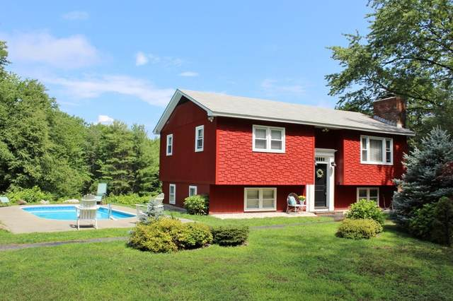 309 Breezy Hill Road, Springfield, VT 05156 (MLS #4821730) :: Hergenrother Realty Group Vermont