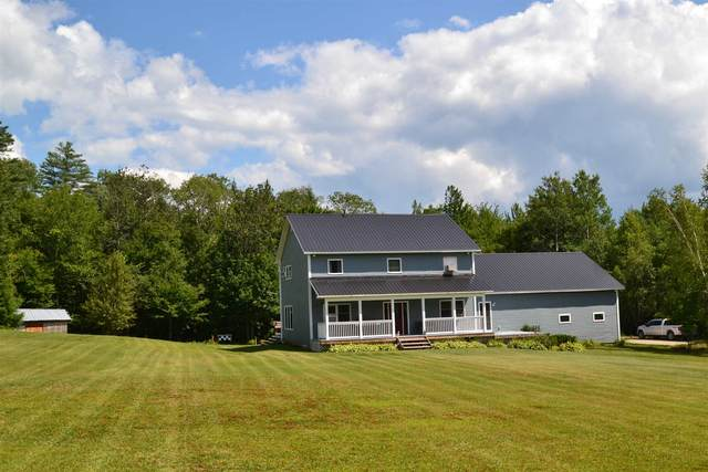 78 Hoffman Road, Fayston, VT 05660 (MLS #4821744) :: Hergenrother Realty Group Vermont