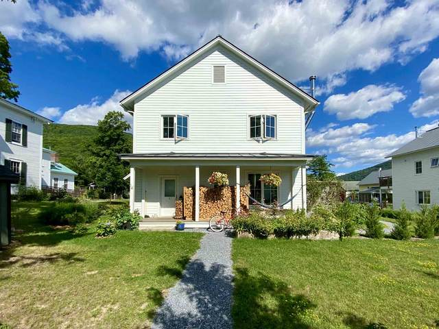 14 North Street #1, Bristol, VT 05443 (MLS #4821762) :: Hergenrother Realty Group Vermont