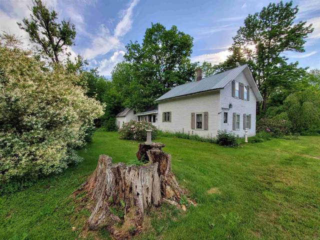 120 Reed Hill Road, Whitingham, VT 05342 (MLS #4821799) :: Hergenrother Realty Group Vermont