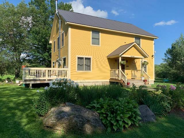 4548 Vt 100 Route, Hyde Park, VT 05655 (MLS #4821801) :: Hergenrother Realty Group Vermont