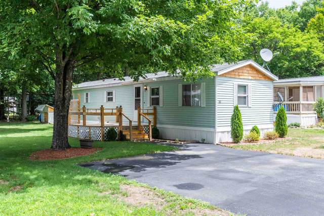 320 Old Lake Shore Road #10, Gilford, NH 03249 (MLS #4821804) :: Hergenrother Realty Group Vermont