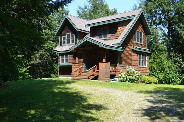76 Lower Ring Road, Montgomery, VT 05471 (MLS #4821922) :: The Gardner Group