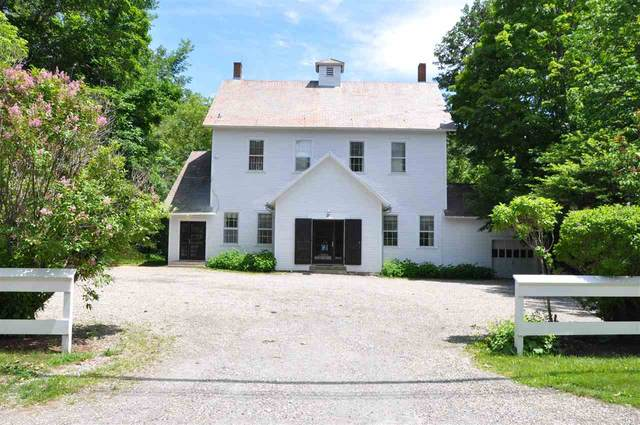 968 Route 30 Route, Dorset, VT 05251 (MLS #4821976) :: Signature Properties of Vermont