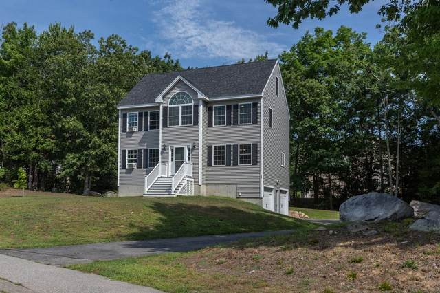 43 Waterford Drive, Sandown, NH 03873 (MLS #4822027) :: Team Tringali